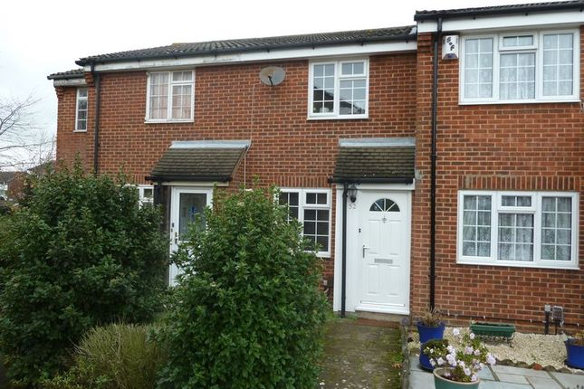 Thumbnail Terraced house to rent in Greenacre Close, Swanley