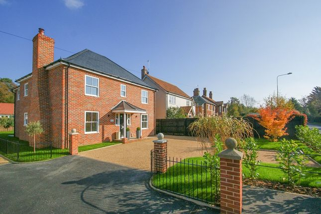Thumbnail Detached house for sale in Saxmundham Road, Aldeburgh