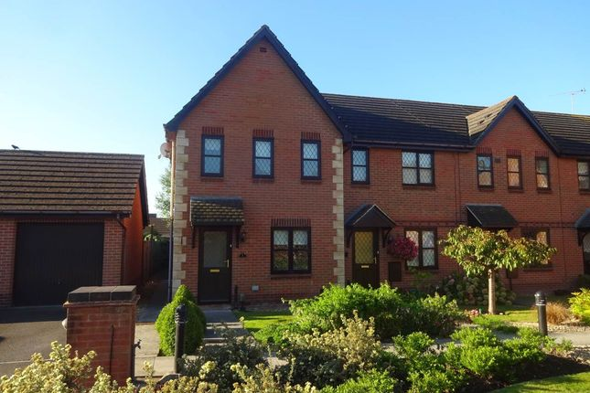 Thumbnail Property to rent in Penhow Mews, Celtic Horizons, Newport