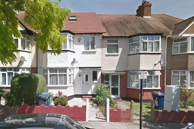Thumbnail Terraced house to rent in Sudbury Heights Avenue, Greenford