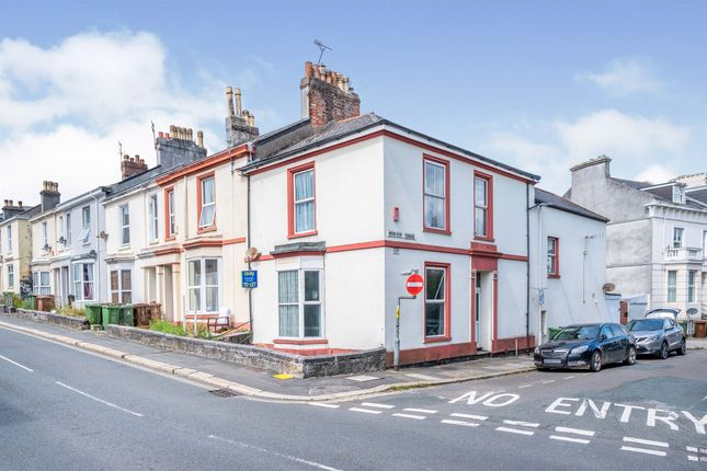 Thumbnail End terrace house for sale in Moor View Terrace, Mutley, Plymouth