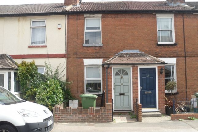 Thumbnail Terraced house to rent in Auckland Road, Tunbridge Wells