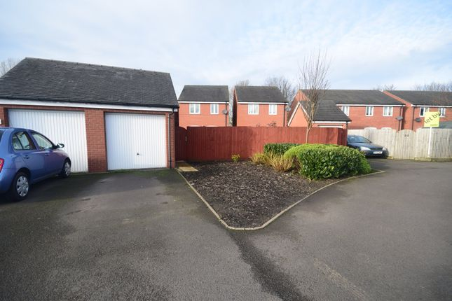 3 bed detached house for sale in Harris Croft, Wem