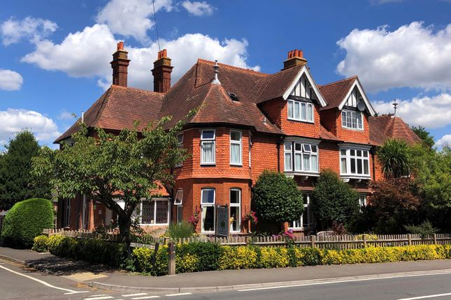 Thumbnail Semi-detached house for sale in Queens Road, Lyndhurst