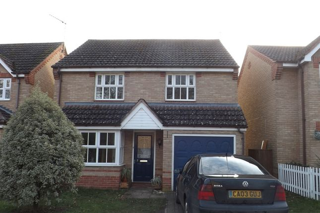 Thumbnail Property to rent in Buttercup Close, Thetford