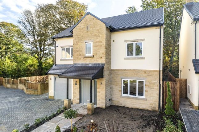 Thumbnail Detached house for sale in 4 The Heathers, Ilkley, West Yorkshire