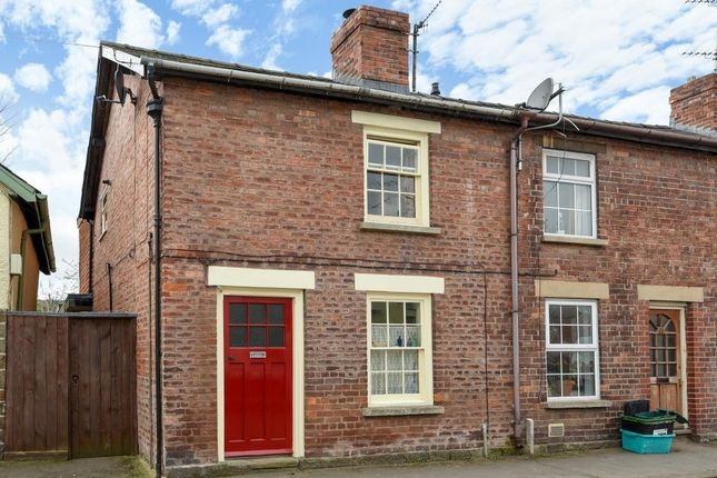 Thumbnail Terraced house for sale in Hereford Street, Presteigne