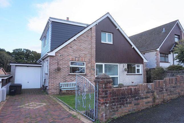 Thumbnail Detached house for sale in Graham Avenue, Pen-Y-Fai, Bridgend, Bridgend County.