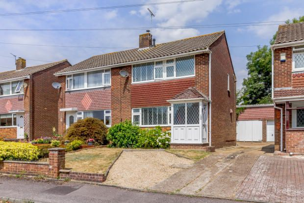 Thumbnail Semi-detached house to rent in The Grove, Southampton