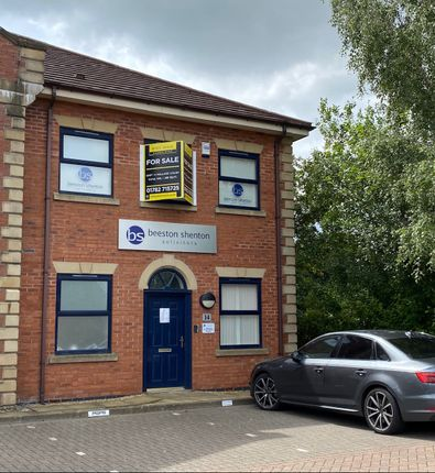 Thumbnail Office for sale in Unit 14 Mallard Way, Crewe, Cheshire