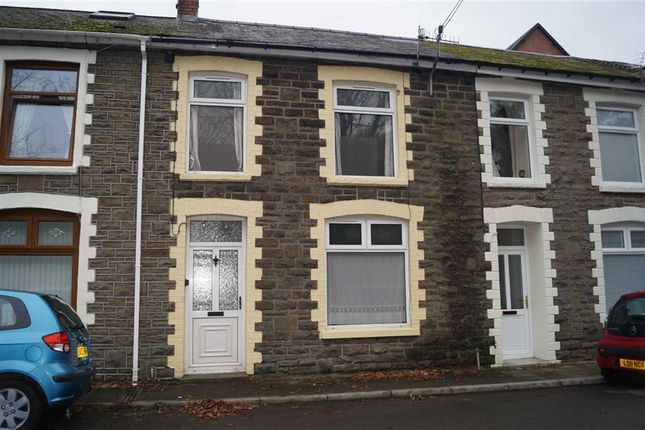 Thumbnail Terraced house for sale in Station Terrace, Mountain Ash