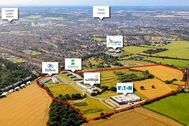 Industrial for sale in Great Marlings, Luton