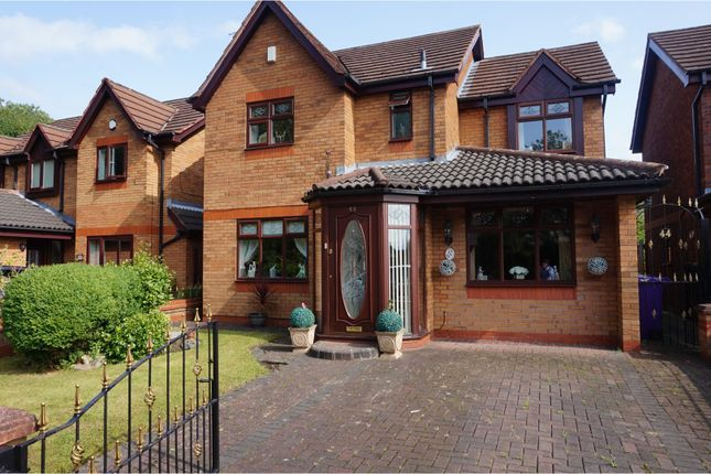 Thumbnail Detached house for sale in Kendal Park, Liverpool
