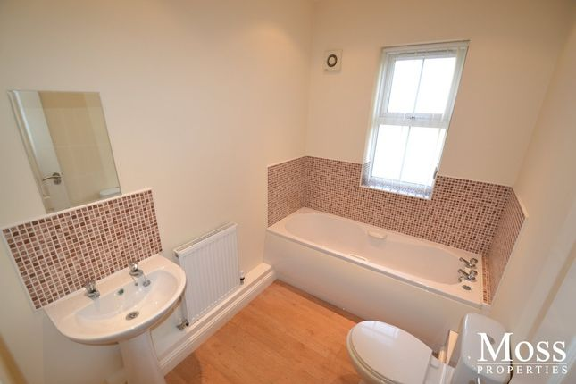 Thumbnail Flat to rent in Orchard Mews, Bessacarr, Doncaster