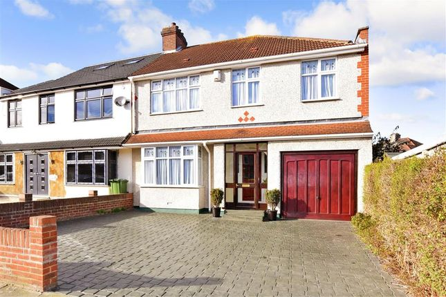Thumbnail Semi-detached house for sale in Maxwell Road, Welling, Kent