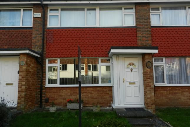 Exterior of Oakways, Eltham, London SE9