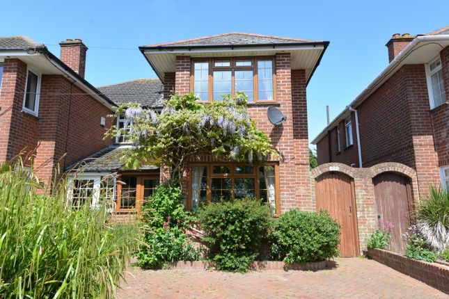 3 bed semi-detached house for sale in Gore Road, New Milton