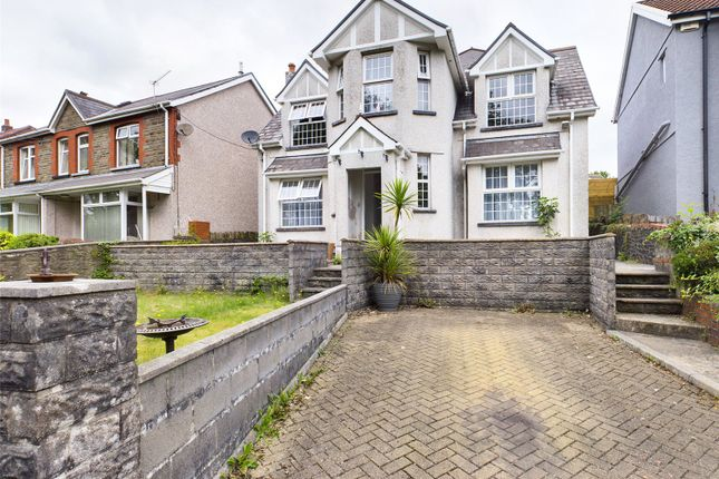 Thumbnail Detached house for sale in Woodland Crescent, Abercynon, Mountain Ash, Rhondda Cynon Taff