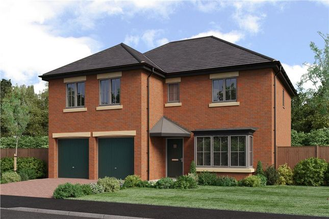 "Thumbnail Detached house for sale in ""The Jura"" at School Aycliffe, Newton Aycliffe"