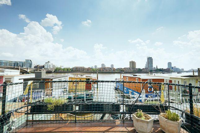 1 bed houseboat to rent in Cheyne Walk, Chelsea SW10