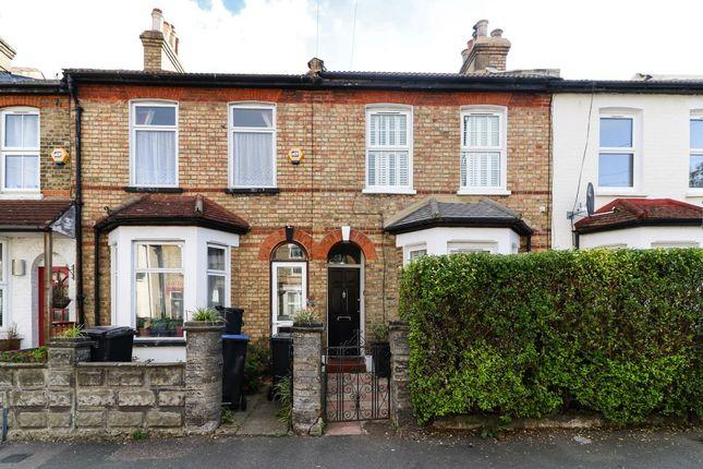 Thumbnail Flat to rent in Vicarage Road, Croydon