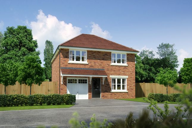 """Thumbnail Detached house for sale in """"Denewood"""" at Palladian Gardens, Hooton Road, Hooton, Wirral"""