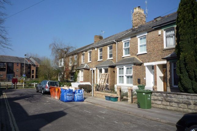 Thumbnail Property to rent in Marlborough Road, Oxford