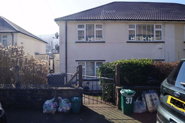2 bed flat for sale in The Poplars, Mountain Ash CF45