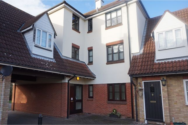 Thumbnail Flat for sale in Dawberry Place, South Woodham Ferrers