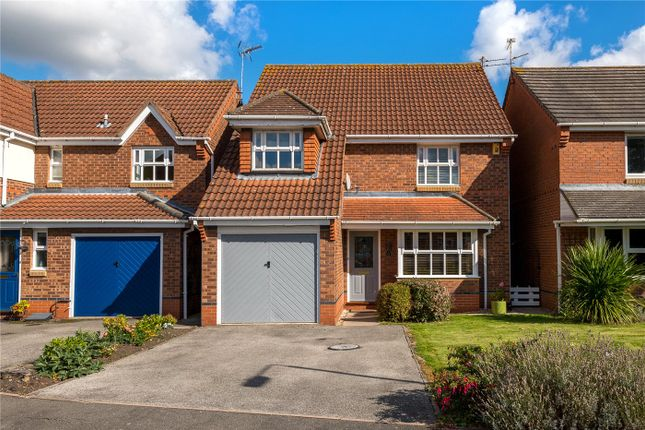 Thumbnail Detached house for sale in The Ivies, Farndon Road, Newark