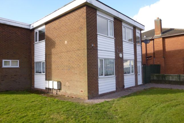 Thumbnail Flat for sale in Northgate, Walsall Wood, Walsall