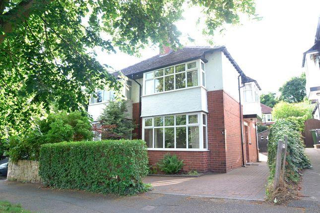 Thumbnail Semi-detached house to rent in Castle Grove Avenue, Far Headingley, Leeds