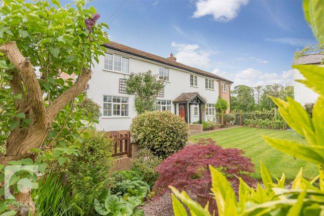 Thumbnail Detached house to rent in Old Hall Close, Puddington, Neston, Cheshire