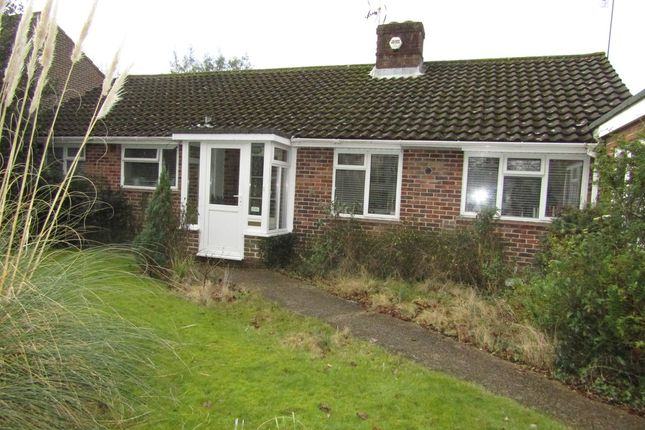 Thumbnail Detached bungalow for sale in Leigh Road, Havant