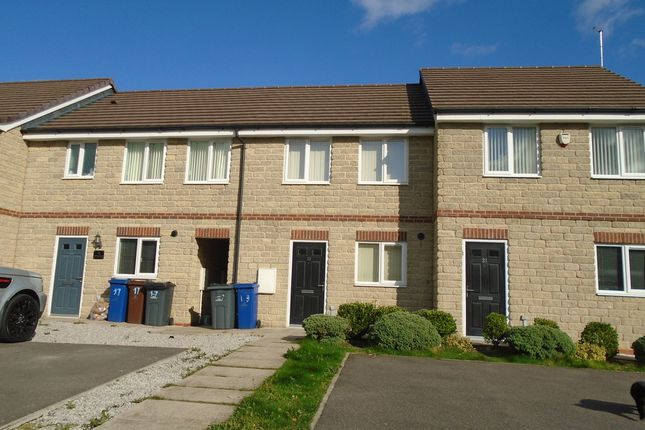 Thumbnail Terraced house to rent in Leslie Road, Kendray, Barnsley
