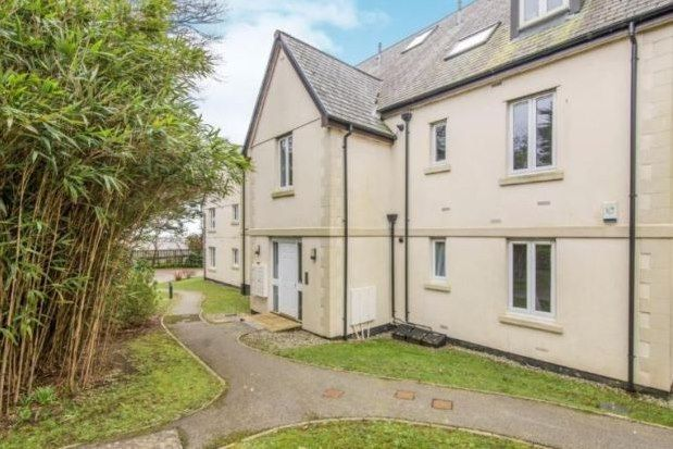Thumbnail Flat to rent in Doublegates, St. Austell