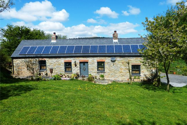 Thumbnail Detached house for sale in Mynydd Bach, Rhosfach, Clynderwen, Pembrokeshire