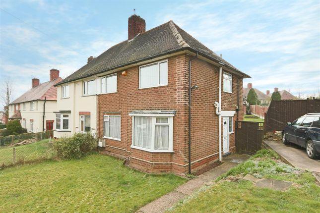 Thumbnail Semi-detached house for sale in Broxtowe Lane, Broxtowe, Nottingham
