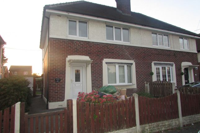 Thumbnail Semi-detached house to rent in East End Crescent, Royston, Barnsley