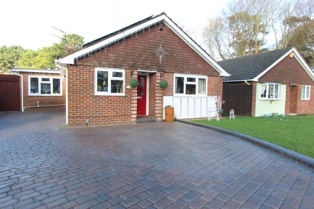 Thumbnail Detached bungalow for sale in Beverley Heights, Southampton