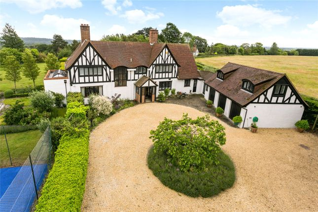 Thumbnail Property for sale in Terrys Lane, Winter Hill, Cookham, Berkshire