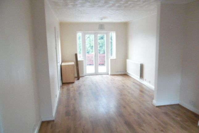 Thumbnail Semi-detached house to rent in Westwood Drive, Treharris