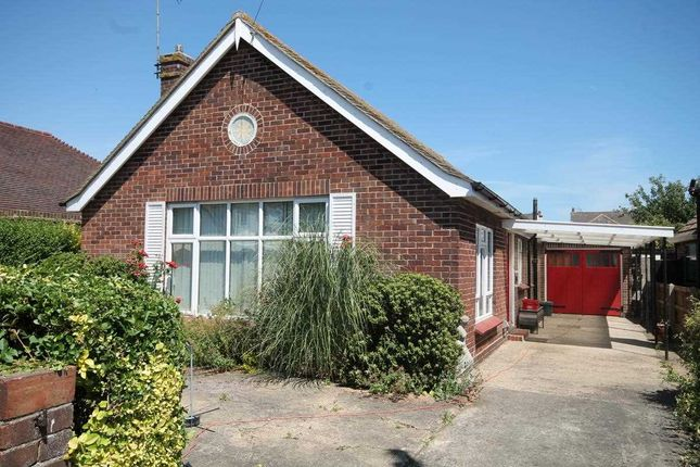 Thumbnail Bungalow for sale in Third Avenue, Clacton-On-Sea