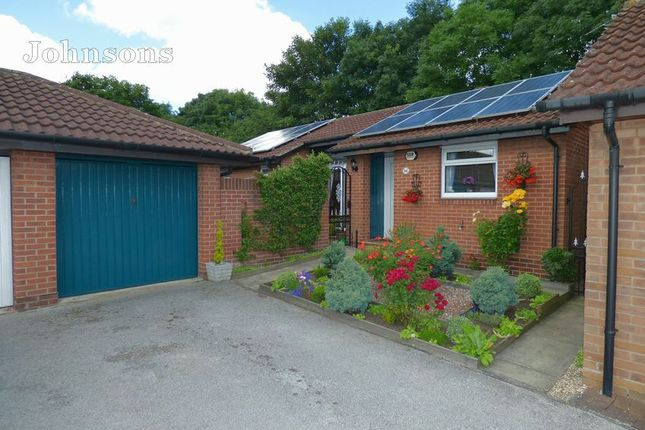 Thumbnail Detached bungalow for sale in Langthwaite Road, Scawthorpe, Doncaster.