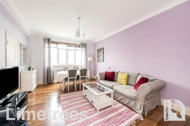 Thumbnail Flat to rent in Pembroke Road, London