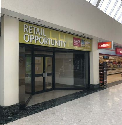 Thumbnail Retail premises to let in The Concourse Shopping Centre, Skelmersdale