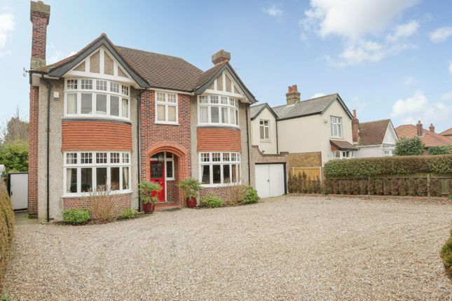Thumbnail Detached house for sale in London Road, Deal