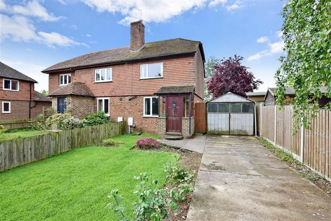Thumbnail Semi-detached house for sale in Hookstead, High Halden, Ashford, Kent
