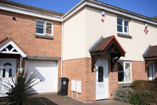 Thumbnail Terraced house to rent in Charlock Close, Locking Castle Weston Super Mare