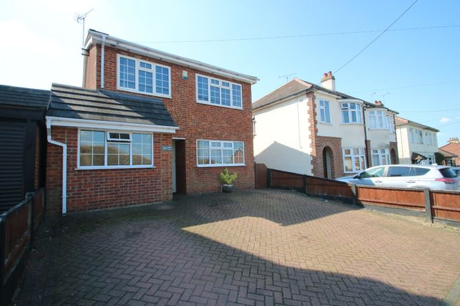 Thumbnail Detached house for sale in Station Road, Hockley